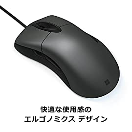 マイクロソフト マウス 有線/USB接続 Classic IntelliMouse  HDQ-00008