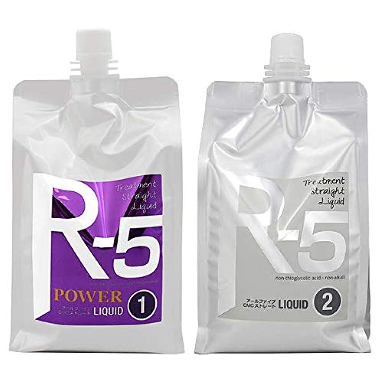 パーセントヶ月目タイプライターCMCトリートメントストレート R-5 パープル(パワー) ストレート剤