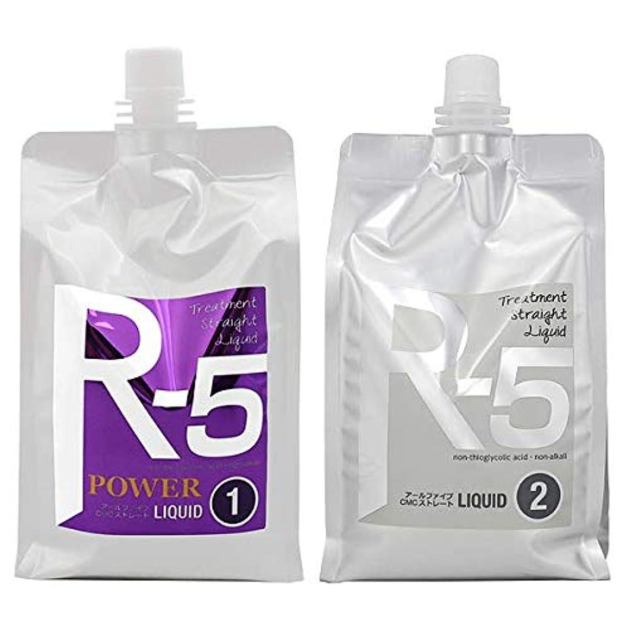 風変わりな蛇行忌避剤CMCトリートメントストレート R-5 パープル(パワー) ストレート剤