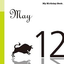 5月12日 My Birthday Book
