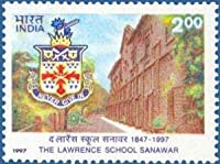 The Lawrence School Sanawar Institution Rs.2 Indian Stamp