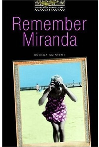 Remember Miranda: Level 1 (Bookworms Series)の詳細を見る