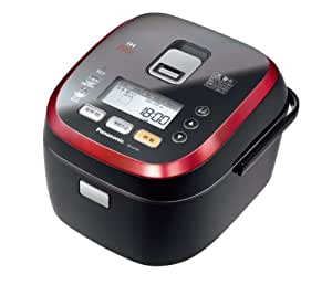 パナソニック 5.5合 炊飯器 IH式 ルージュブラック SR-SX101-RK