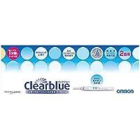 【第2類医薬品】オムロン妊娠検査薬クリアブルー PB 2回用 ×3