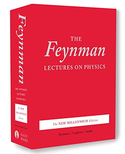 The Feynman Lectures on Physics, boxed set: The New Millennium Editionの詳細を見る