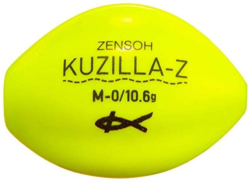 変換セール位置するキザクラ(kizakura) ウキ ZENSOH KUZILLA-Z M ディープイエロー 0 4052