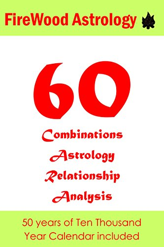 60 Combinations Astrology Relationship Analysis: Ten Thousand Year Calendar (English Edition)