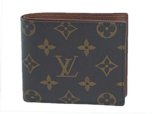 (ルイヴィトン) LOUIS VUITTON M62288 財布 二つ折り小銭財布 メンズ モノグラム ポルトフォイユ・マルコ NM2 新型 [並行輸入品]