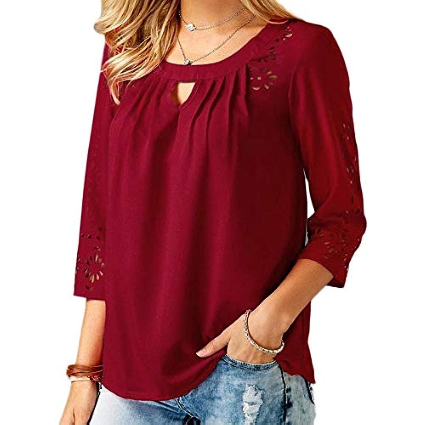 脱臼するの面では求めるMIFAN ゆったりTシャツ、シフォンシャツ、カジュアルシャツ、女性トップ、プラスサイズトップ