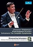 シューマン : 交響曲全集 (Schumann : The Complete Symphonies / Christian Thielemann | Staatskapelle Dresden) [2DVD] [Import] [日本語帯・解説付]