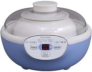 アイリスオーヤマ ヨーグルトメーカー 3段階 温度調節 PYG-15-A