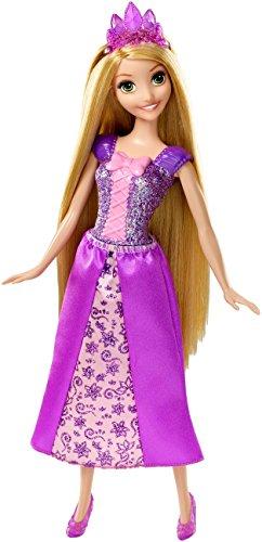 ディズニー プリンセス キラキラドレスのプリンセスドール ラプンツェル(CFF68)