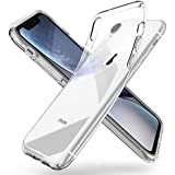 Spigen 064CS24866 Liquid Crystal Designed for Apple iPhone XR Case (2018) - Crystal Clear