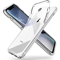 【Spigen】 スマホケース iPhone XR ケース 6.1インチ 対応 TPU 超薄型 超軽量 クリア リキッド・クリスタル 064CS24866 (クリスタル ・クリア)
