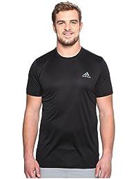 (アディダス) adidas メンズタンクトップ・Tシャツ Essentials Tech Tee - Big & Tall