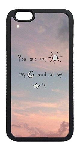 Iphone 6/6S TPU 耐震ヘビーデューティケースカバーは、iphone6/6Sのために敏感な画面タッチ指紋認証ロック解除をサポートしています - You're My All