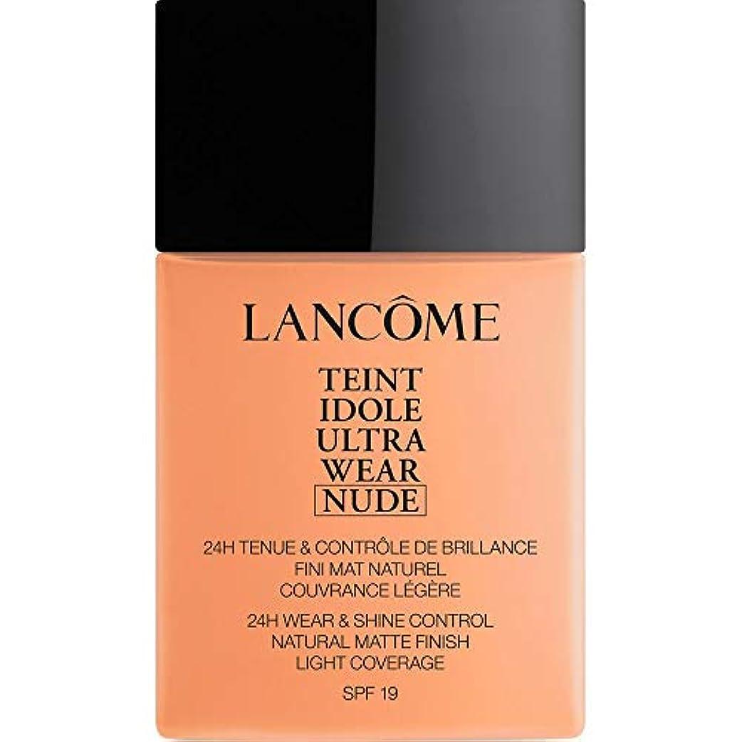 [Lanc?me ] ランコムTeintのIdole超摩耗ヌード財団Spf19の40ミリリットル07 - クロテン - Lancome Teint Idole Ultra Wear Nude Foundation SPF19...