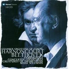輸入盤CD アーノンクールのベートーヴェン:交響曲&ピアノ協奏曲全集ほか名演集(14枚組)のAmazonの商品頁を開く
