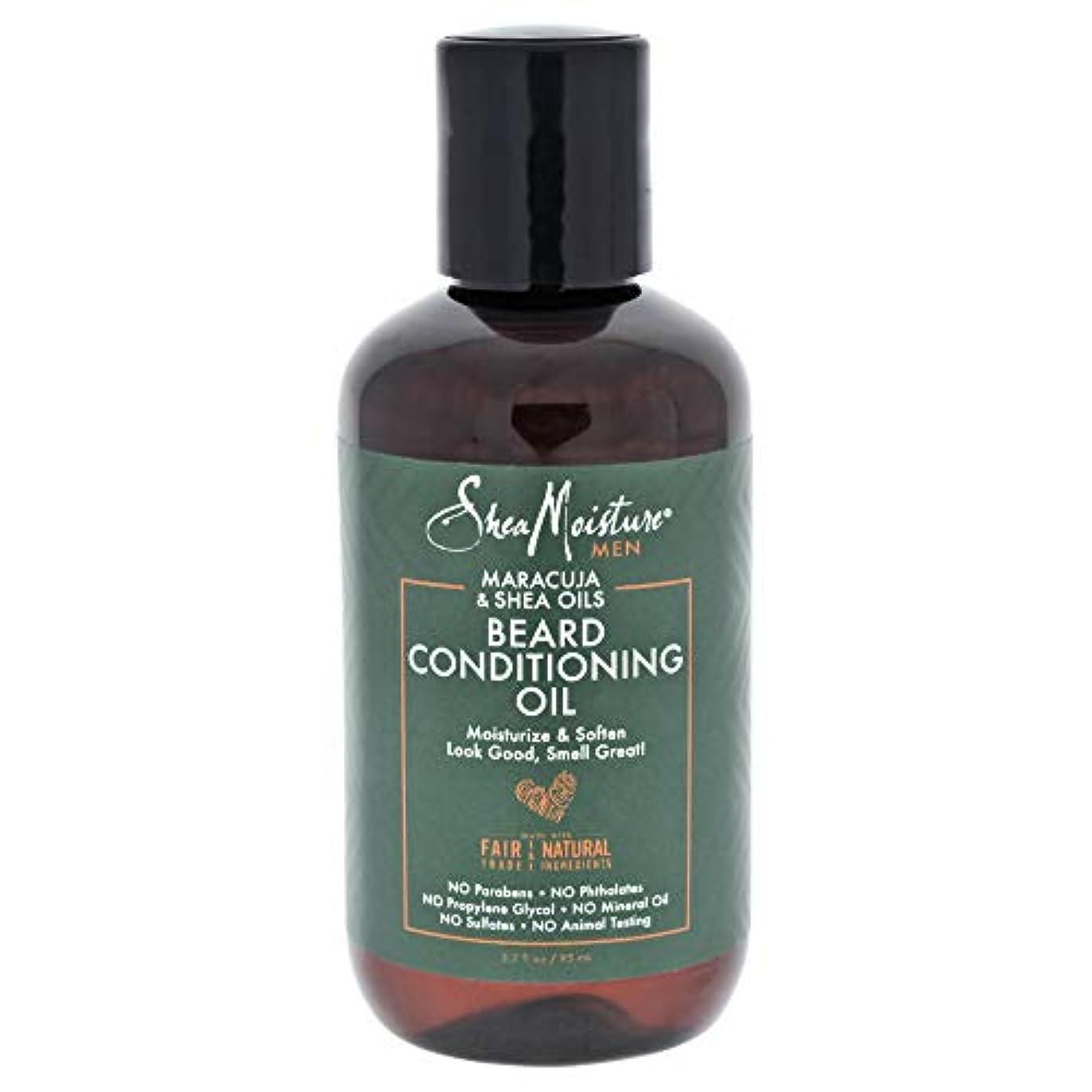 ハンディキャップ組案件Maracuja & Shea Oils Beard Conditioning Oil