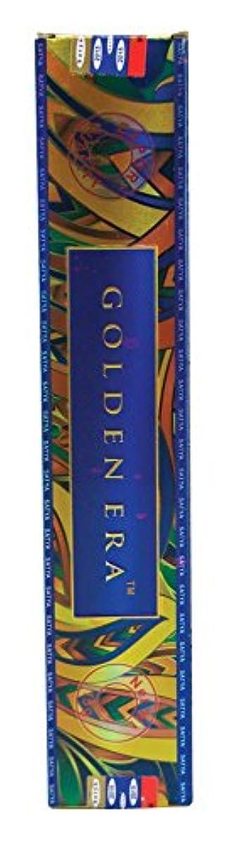 資格パリティ平和的Satya Golden Era Incense