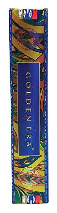 小麦固有の噴水Satya Golden Era Incense