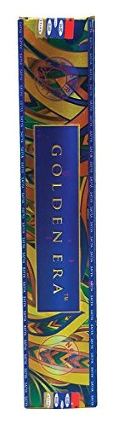 成長鳴らすキネマティクスSatya Golden Era Incense