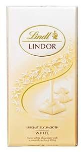リンツ(Lindt) リンドール・ホワイトシングルス 100g×3枚