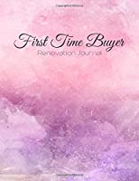 First Time Buyer: Home Improvement Planner - Record All Renovation Details One Room At A Time - Design Ideas, Room Measurements, Task To Do List, Quotes, Purchased Items, Notes - Also Record Household Bills Etc.