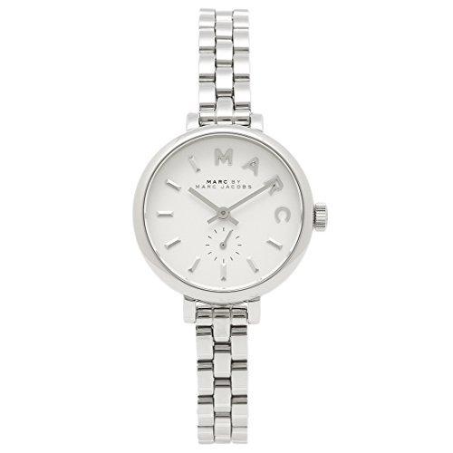 マークバイマークジェイコブス 腕時計 MARC BY MARC JACOBS MBM8642 レディース腕時計ウォッチ シルバー [並行輸入品]