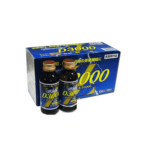 ゼネックD 3000 瓶 100X10