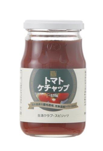 国産トマト100%トマトケチャップ