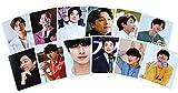 コン・ユ GONG YOO グッズ 【 韓国語 単語 カード 63枚入 】 + ケース付 画像
