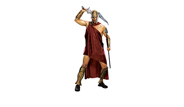 300 Spartan Adult Deluxe Costume Rubies 888620 size standard
