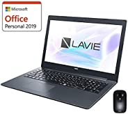 【MS Office搭載】NEC LAVIE Smart NS(A) Windows10 Home 64bit AMD E2-9000 8GB 500GB DVDスーパーマルチ 高速無線LAN IEEE802.11ac/