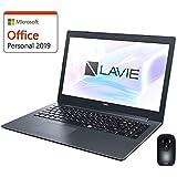 【MS Office搭載】NEC LAVIE Smart NS(A) Windows10 Home 64bit AMD…