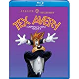 Tex Avery Screwball Classics Volume 2
