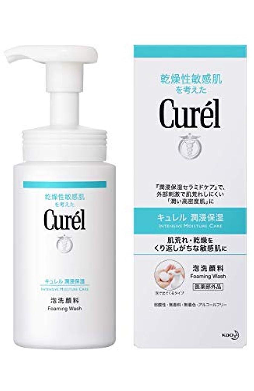 優しい適性エイズ花王 キュレル 泡洗顔料 150ml × 24個セット