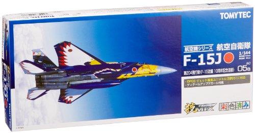 トミーテック 技MIX 技AC05a 空自F15J第204飛行隊 百里・10周年
