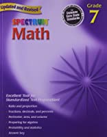 Math: Grade 7 (Spectrum)