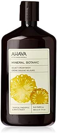AHAVA Mineral Botanic Cream Wash, Pineapple, 500ml