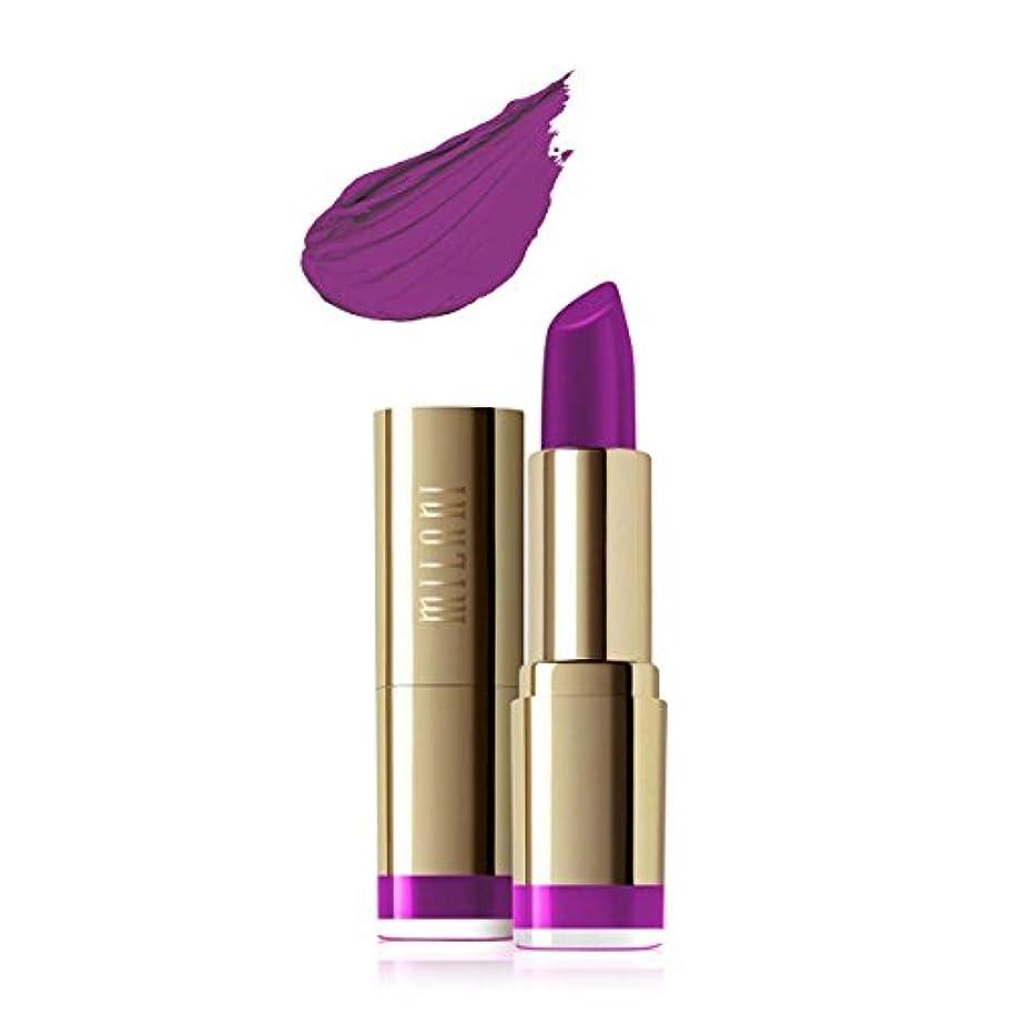 危険を冒しますお別れ放棄するMILANI Color Statement Moisture Matte Lipstick - Matte Glam (Vegan) (並行輸入品)