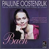 Bach, Js, Jc&Cpe:Concerto in a