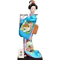 和風の美しい着物芸者/舞妓人形/ギフト/ジュエリー-A10