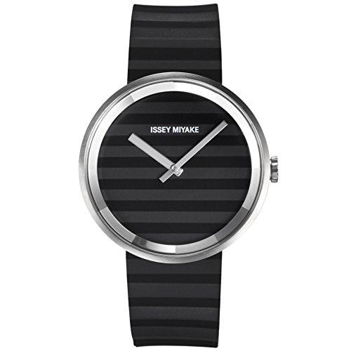 [イッセイミヤケ]ISSEY MIYAKE 腕時計 PLEASE プリーズ ジャスパー・モリソン デザイン SILAAA01