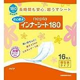 ネピア インナーシート180 16枚入【 6個パック】