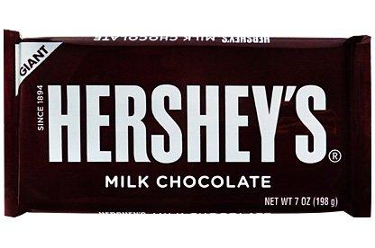 ハーシー ジャイアント ミルクチョコレート