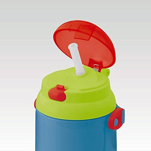 スケーター 保冷 ストロー付き 水筒 ボトル 400ml トイストーリー 15 ディズニー 保冷水筒 SSH4C