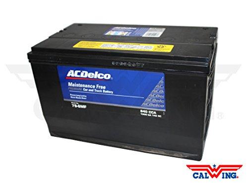 ACデルコ 79-6MF バッテリー...