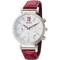 [ルキア]LUKIA 腕時計 LUKIA ソーラークロノグラフ 輝き略字 SSVS035 レディース