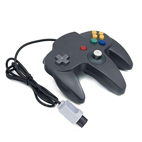 iFormosa ニンテンドー NINTENDO64 N64 ゲーム コントローラー 黒